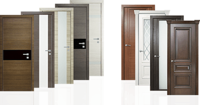 Межкомнатные двери «Оптима», каталог