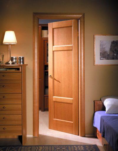 Стильный современный дизайн двери
