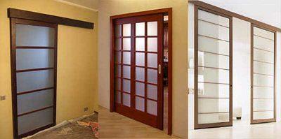 Фото раздвижных дверей