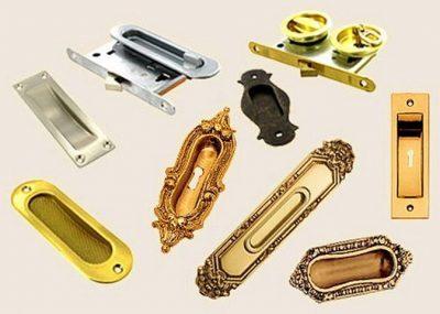 Скрытые ручки для межкомнатных дверей: особенности установки
