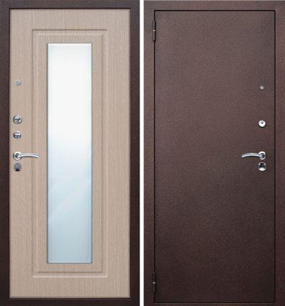 Традиционная форма специальной двери