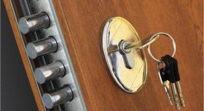 Рис. 1 – Дверной замок
