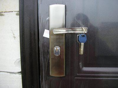 Ручка для входной китайской двери