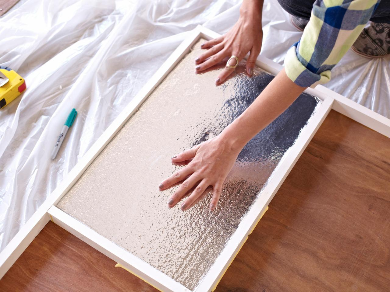 Обшивка конструкции изоляционными материалами