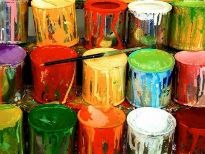Разнообразие лакокрасочных материалов