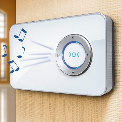 Звонок, расположенный внутри помещения