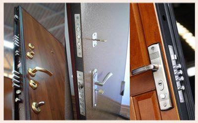 Бронированные входные двери 3 класса, фото