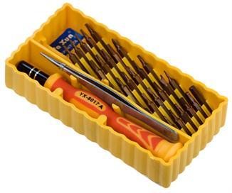 Инструменты, которые пригодятся в разборке запорного механизма