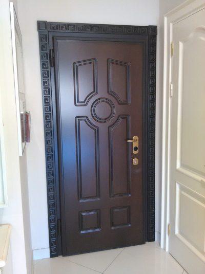Металлические двери от компании «Gardesa»