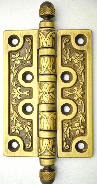 Дверные петли из латуни