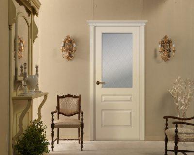 Привлекательная модель двери из массива дерева, которая станет неотъемлемой составляющей любого интерьера