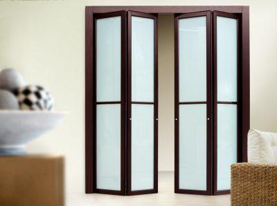 Складные дверные изделия, фото