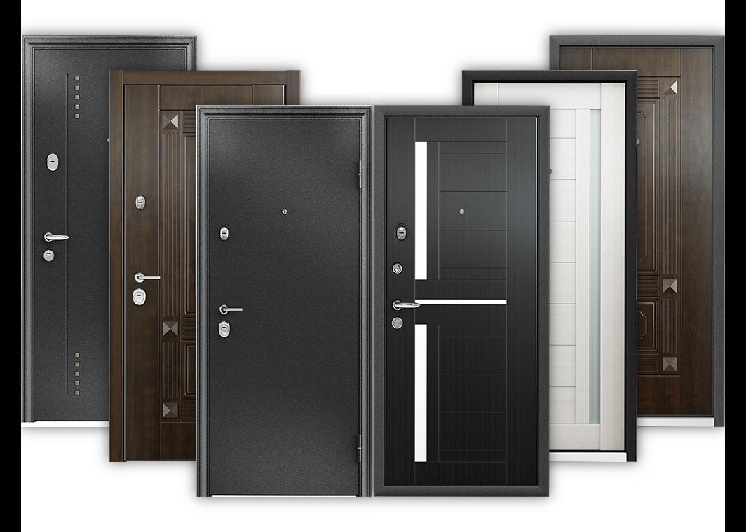 Двери из металла, фирма «Мастер-Лок»