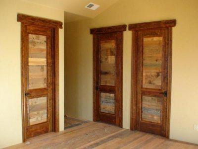 Стандартные межкомнатные двери