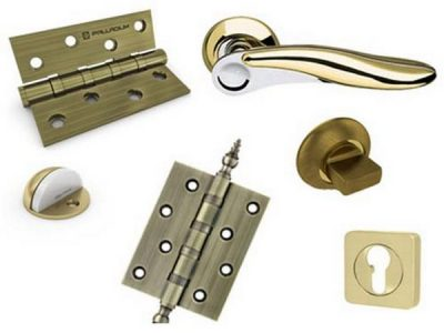 Изделия для установки двери