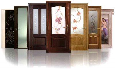 Как выбрать цвет дверей межкомнатных