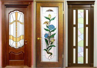 Внешний вид межкомнатной двери
