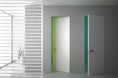 Скрытая рото-дверь