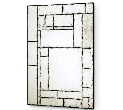 Типичный стиль дверного полотна – грубые и прямолинейные формы