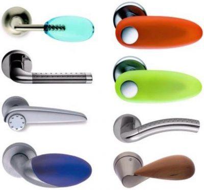 Эффектные варианты дизайна накладных или нажимных ручек, которые легко дополнят собой современные интерьеры