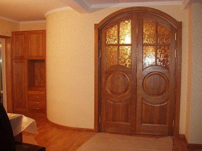 Симметричная дверь