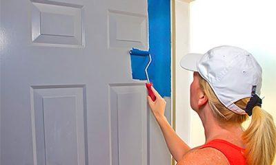 Покрытие краской