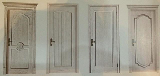 Качество современных межкомнатных дверных комплектов из Китая