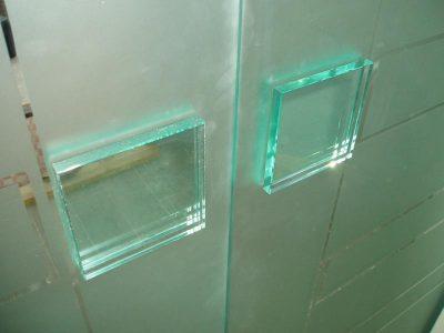Стеклянные двери, фото