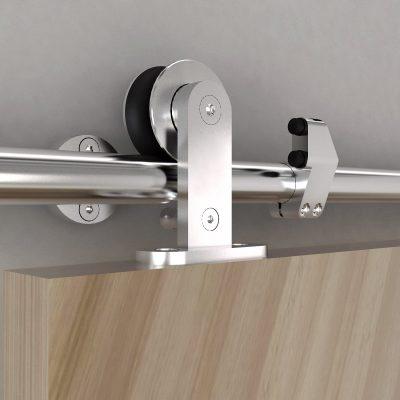 Ролики, которые используются в качестве основного механизма функционирования дверей у стен