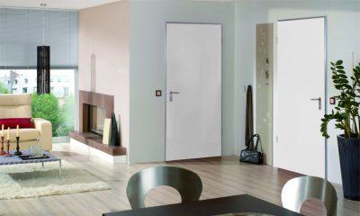 Двери от Hormann в интерьере