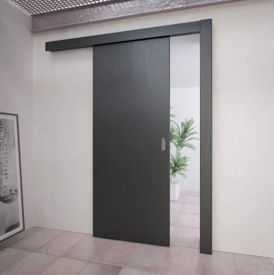 Наружный монтаж раздвижных дверей