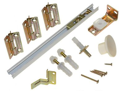 Комплектующие для дверной конструкции гармошкой