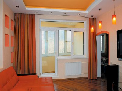 Как отрегулировать балконную дверь на зимний и летний периоды?