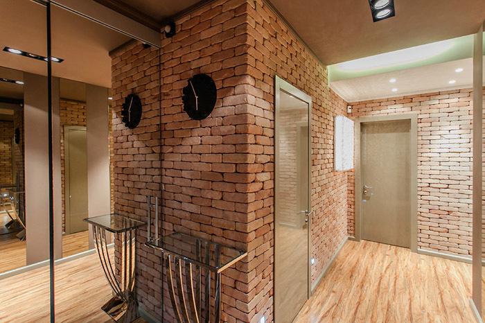 Дверь в стиле лофт