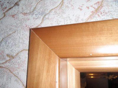 После декорирования стен