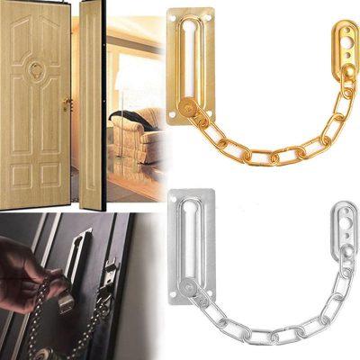 Как закрыть дверь без замка изнутри