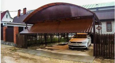 Изготовление ворот для гаража своими руками: 14 фото с процессом изготовления и примерами работ