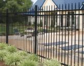 Заборы из профильных труб – надёжная и прочная ограда, 15 фото с примерами и этапами работ