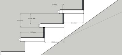 Проекты лестницы для подъема на второй этаж в частном доме: изготовление деталей и стандарты