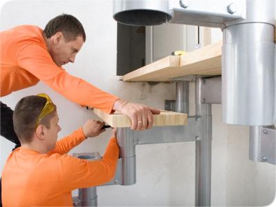 Пошаговая инструкция постройки лестницы гусиный шаг своими руками