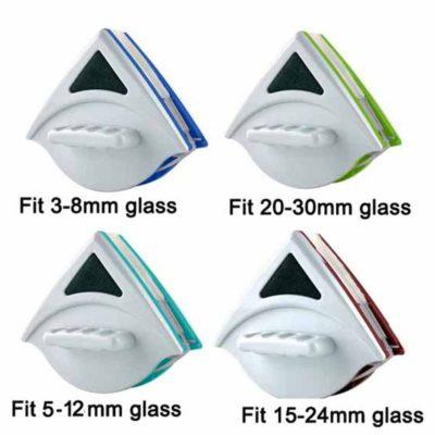 Виды магнитных щеток для мытья окон с двух сторон: инструкция по использованию