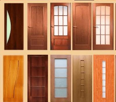 Двери эконом – класса