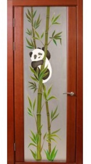 Дизайнерская дверь от «Дверь-Града»