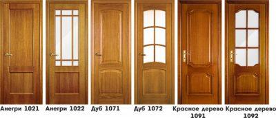 Двери от компании «Мабикс»