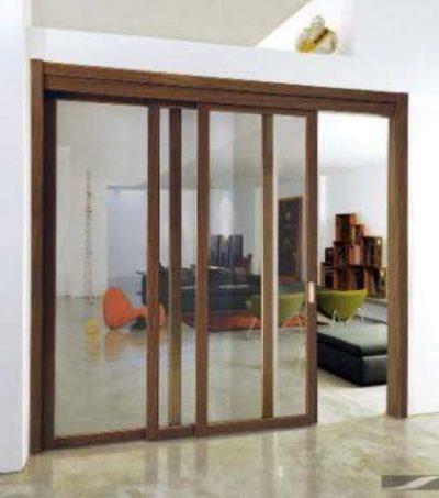 Сдвижные двери перегородки