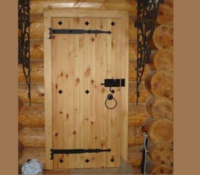 Как выглядит деревянная конструкция