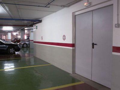 Двери для специальных помещений