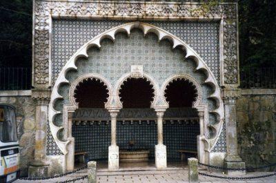 Мавританская дверь