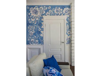 Двери, подготовленные под покраску