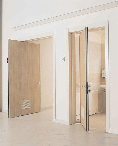 Двусторонняя модель в дизайне интерьера помещения